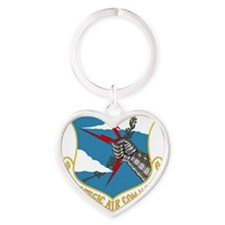 SAC Heart Keychain