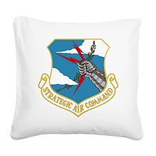 SAC Square Canvas Pillow
