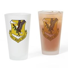 380th Medical Group Drinking Glass