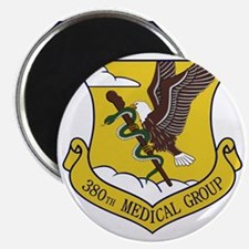 380th Medical Group Magnet