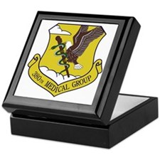 380th Medical Group Keepsake Box