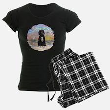 OceanSunrise-PWD5bw Pajamas