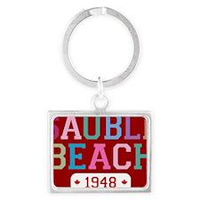 Sauble Beach 1948 Magnet Landscape Keychain