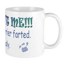 BostonTerrier Small Mug
