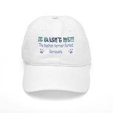 BostonTerrier Baseball Cap
