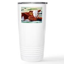 calfbag Travel Coffee Mug