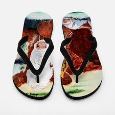 calfpillow Flip Flops