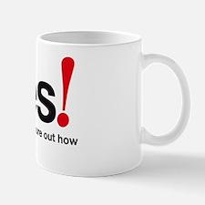 say yes logo.gif Mug