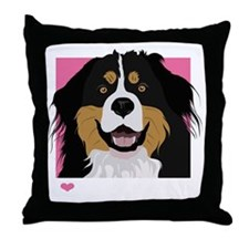 vector2 Throw Pillow