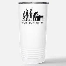Evolution Billard B Travel Mug