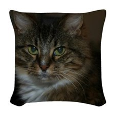 Whisper Woven Throw Pillow