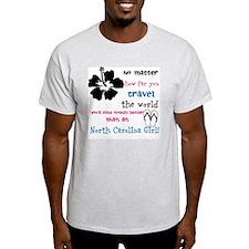 northcarolinagirl1 T-Shirt