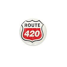 420_merch Mini Button