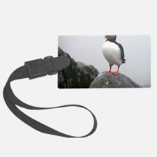 puffin overlook Luggage Tag