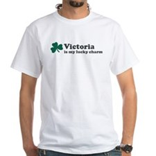 Victoria is my lucky charm Shirt