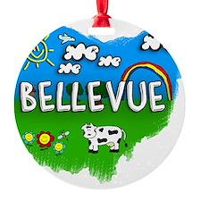 Bellevue Ornament