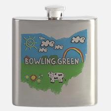 Bowling Green Flask