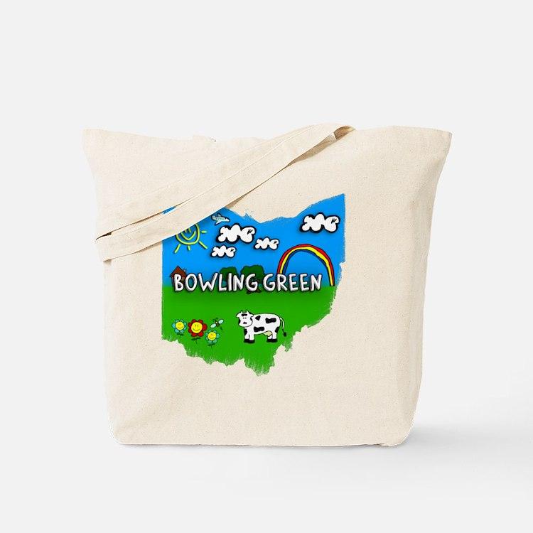 Bowling Green Tote Bag