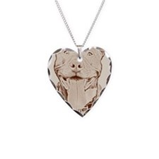 Pit Bull 16 Necklace