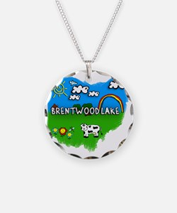 Brentwood Lake Necklace