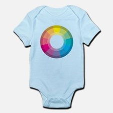 CMYK Wheel Body Suit