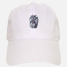 Moonlight Possum Baseball Baseball Cap