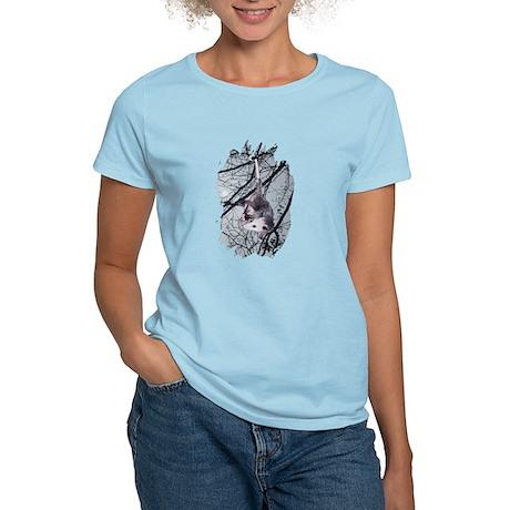 Moonlight Possum Women's Light T-Shirt