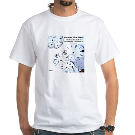Another Fine Mess White T-Shirt