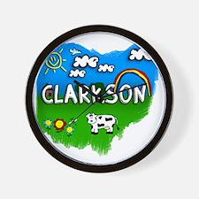 Clarkson Wall Clock