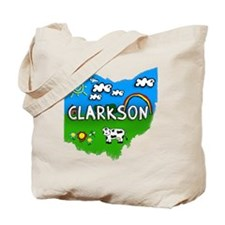 Clarkson Tote Bag