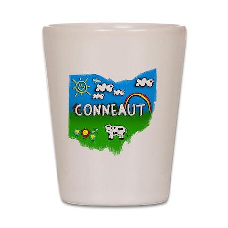 Conneaut Shot Glass