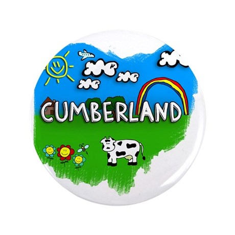 "Cumberland 3.5"" Button"