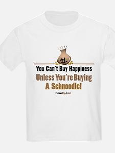 Schnoodle dog Kids T-Shirt