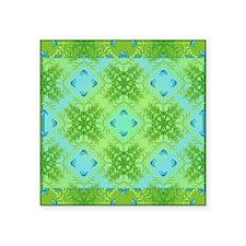 """HappyHugrPMgKDuvet Square Sticker 3"""" x 3"""""""