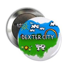 "Dexter City 2.25"" Button"