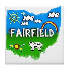 Fairfield Tile Coaster