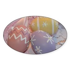 Friend Easter Eggs Decal