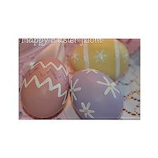 Mom Easter Eggs Rectangle Magnet
