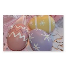Mom Easter Eggs Decal
