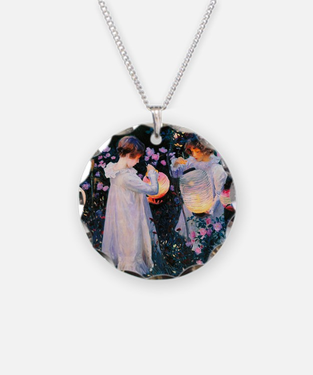 iPad Sargent Lily Necklace