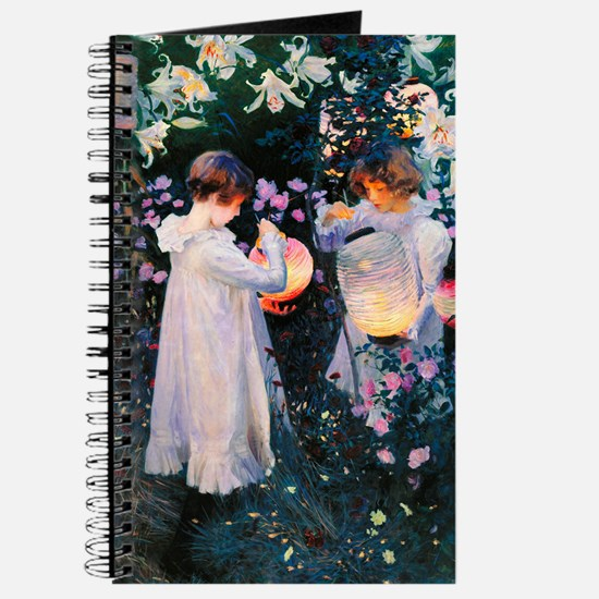 iPad Sargent Lily Journal