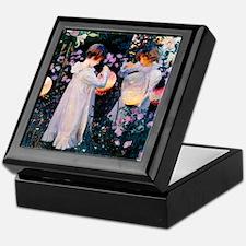 iPad Sargent Lily Keepsake Box