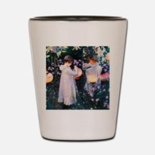 iPad Sargent Lily Shot Glass