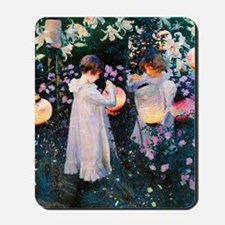 iPad Sargent Lily Mousepad