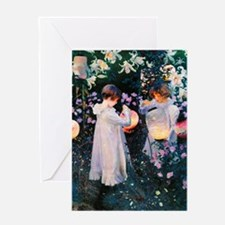 iPad Sargent Lily Greeting Card