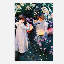 Journal Sargent Lily Postcards (Package of 8)