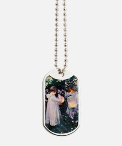 GC Sargent Lily Dog Tags