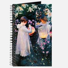 GC Sargent Lily Journal