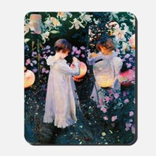 NC Sargent Lily Mousepad