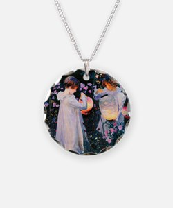 NC Sargent Lily Necklace